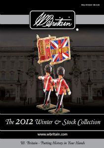 William Britains Winter and Stock Catalogue 2012